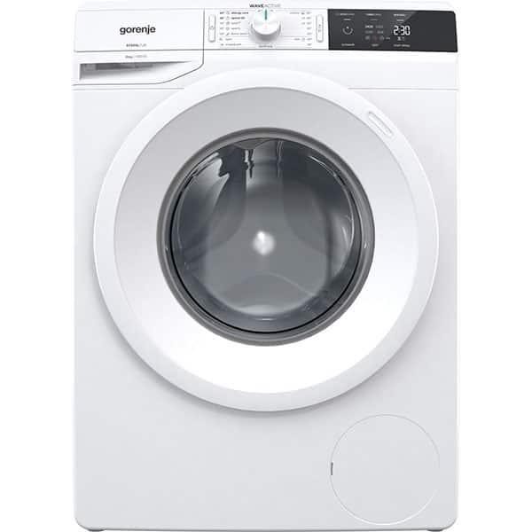Masina de spalat rufe frontala GORENJE WE64S3, WaveActive, 6kg, 1400rpm, Clasa A+++, alb
