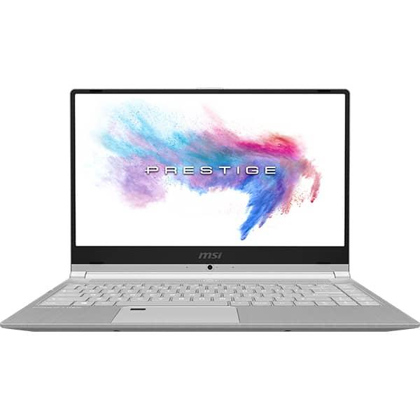 """Laptop MSI PS42 8RB-029X, Intel Core i5-8250U pana la 3.4GHz, 14"""" Full HD, 8GB, SSD 256, NVIDIA GeForce MX150 2GB, Free Dos"""