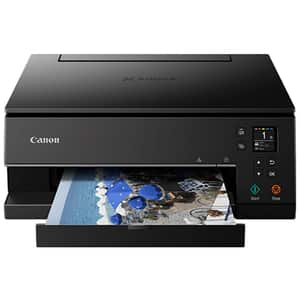 Multifunctional Inkjet color CANON TS6350 A4, USB, Wi-Fi