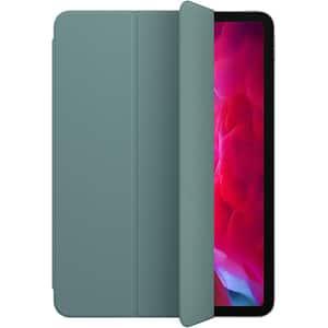"""Husa Smart Folio pentru APPLE iPad Pro 11"""" (1st/2nd Generation), MXT72ZM/A, Cactus"""
