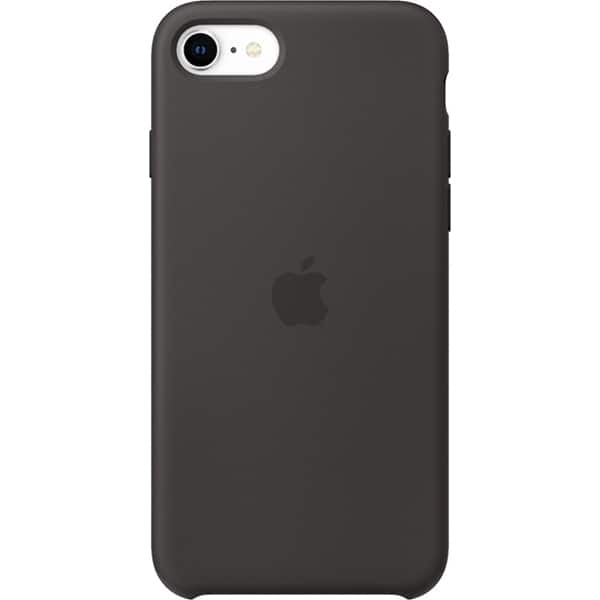 Carcasa pentru APPLE iPhone SE 2, MXYH2ZM/A, silicon, Black