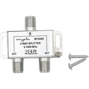 Spliter CATV 2 iesiri MYRIA MY2028