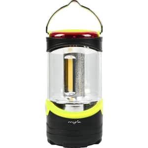 Lanterna LED de camping MYRIA MY2227, 9W, IP44, negru-galben
