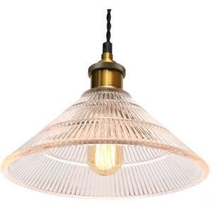 Lampa de tavan tip pendul MYRIA MY2231, 40W, E27, negru-bronz