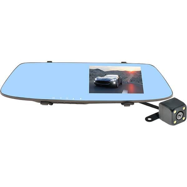 "Camera auto DVR Dual MYRIA MY2118, 4.3"", Full HD, G-Senzor"