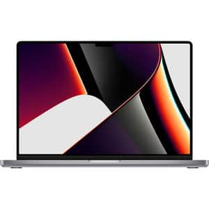 "Laptop APPLE MacBook Pro 16 mk1a3ze/a, Apple M1 Max, 16.2"" Liquid Retina XDR, 16GB, SSD 1TB, Grafica integrata, macOS Monterey, Space Gray - Tastatura layout INT"