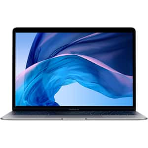 "Laptop APPLE MacBook Air 13 mvh22ze/a, Intel Core i5 pana la 3.6GHz, 13.3"" IPS Retina, 8GB, SSD 512GB, Intel Iris Plus Graphics, macOS Catalina, Space Grey - Tastatura layout INT"
