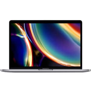 "Laptop APPLE MacBook Pro 13 mwp42ze/a, Intel Core i5 pana la 3.8GHz, 13.3"" Retina Display si Touch Bar, 16GB, SSD 512GB, Intel Iris Plus Graphics, macOS Catalina, Space Gray - Tastatura layout INT"