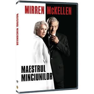 Maestrul minciunilor DVD