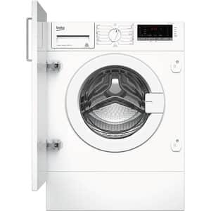 Masina de spalat rufe incorporabila BEKO WITV8712X0W, 8kg, 1400rpm, Clasa A+++, alb