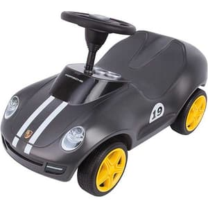 Masinuta BIG Baby Porsche Bobby Car, 12 luni+, gri