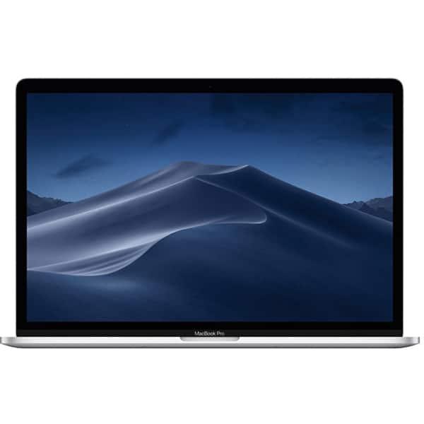 "Laptop APPLE MacBook Pro 15"" Retina Display si Touch Bar mv932ze/a, Intel Core i9 pana la 4.8GHz, 16GB, 512GB, AMD Radeon Pro 560X 4GB, macOS Mojave, Silver - Tastatura layout INT"