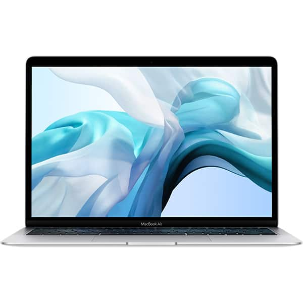 "Laptop APPLE MacBook Air 13 mvh42ze/a, Intel Core i5 pana la 3.6GHz, 13.3"" IPS Retina, 8GB, SSD 512GB, Intel Iris Plus Graphics, macOS Catalina, Silver - Tastatura layout INT"