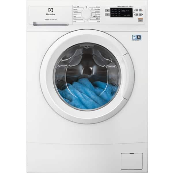 Masina de spalat rufe frontala ELECTROLUX PerfectCare600 EW6S506W, 6kg, 1000rpm, Clasa A++, alb