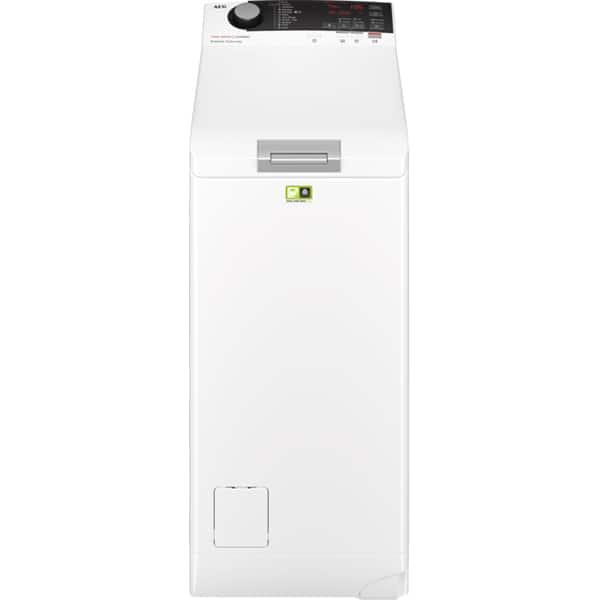 Masina de spalat rufe verticala AEG LTX7E273E, ProSense, ProSteam, 7kg, 1200rpm, Clasa A+++, alb