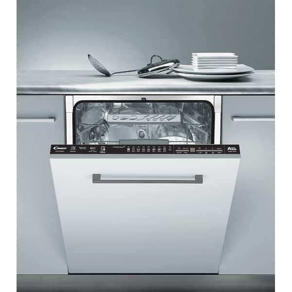 Masina de spalat vase incorporabila CANDY CDI3DS52D, 15 seturi, 9 programe, 60 cm, clasa A+++