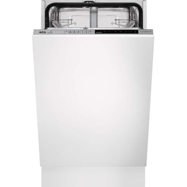 Masina de spalat vase incorporabila AEG FSE83400P, AirDry, 9 seturi, 7 programe, 45 cm, clasa A+++