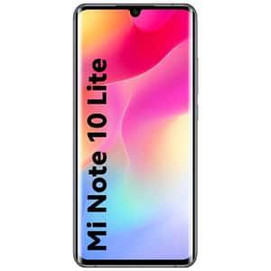 Telefon XIAOMI Mi Note 10 Lite, 128GB, 6GB RAM, Dual SIM, Midnight Black