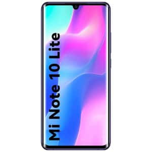 Telefon XIAOMI Mi Note 10 Lite, 64GB, 6GB RAM, Dual SIM, Nebula Purple