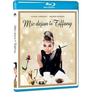 Mic dejun la Tiffany Blu-Ray