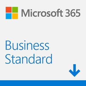 Licenta electronica Microsoft 365 Business Standard, 1 an, 1 utilizator, Windows/Mac, Toate limbile, ESD
