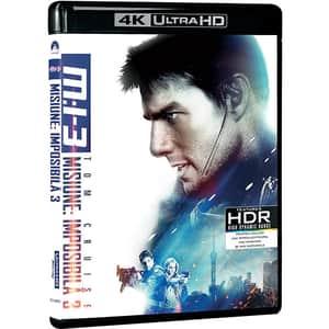 Misiune: Imposibila 3 Blu-ray 4K Ultra HD