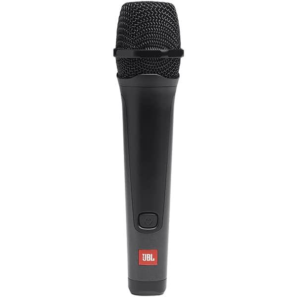 Microfon dinamic karaoke JBL PBM100, cu fir, 3.1m, negru