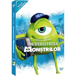 Monsters University - Pixar O-Ring Collection DVD