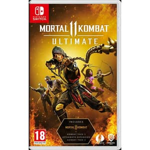 Mortal Kombat 11 Ultimate Edition Nintendo Switch