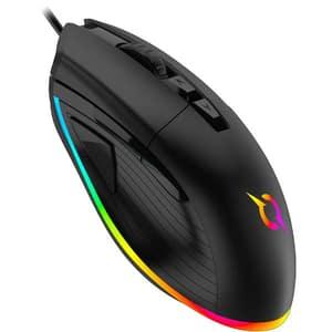 Mouse Gaming AQIRYS Acrux, 10000 dpi, negru