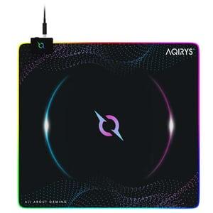 Mouse Pad Gaming AQIRYS Eclipse Medium, negru