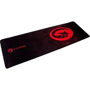 Mouse Pad Gaming MARVO G13, negru-rosu