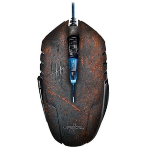 Mouse Gaming HAMA uRage Morph, 2400 dpi, multicolor