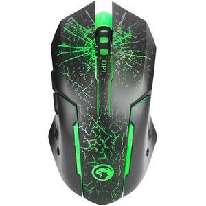 Mouse Gaming MARVO M207 RGB, 3200 dpi, negru