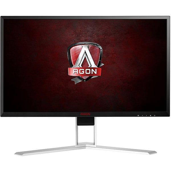 Monitor Gaming LED TN AOC AG271QX 27'', QHD, 144Hz, AMD Free-Sync, negru