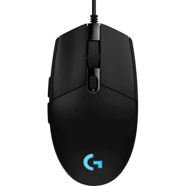 Mouse Gaming LOGITECH G203 Prodigy RGB, 6000 dpi, negru