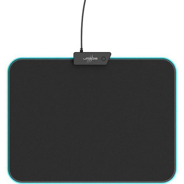 Mouse Pad Gaming HAMA uRage Lethality 200 Illuminated, negru