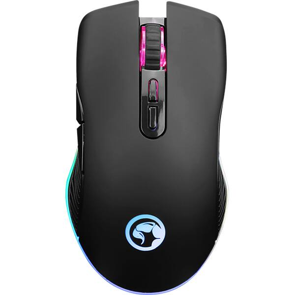 Mouse Gaming MARVO M421, 2400 dpi, negru