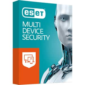 Antivirus ESET NOD32 Multi-Device 3, 1 an, 3 utilizatori, Box