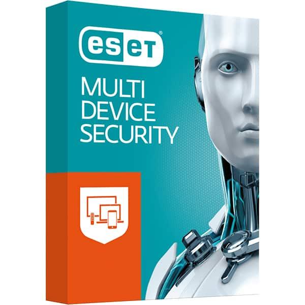 Antivirus ESET NOD32 Multi-Device 3, 1 an, 3 utilizatori, Box