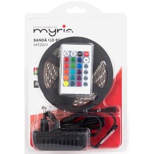 Banda led MYRIA MY2249, LED RGB, 3m