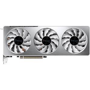 Placa video GIGABYTE GeForce RTX 3070 Vision OC, 8GB GDDR6, 256bit, N3070VISION OC-8GD