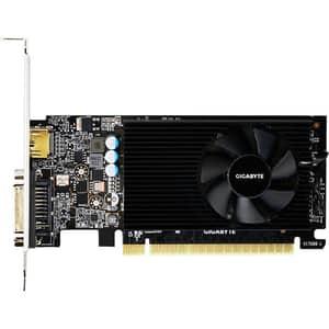 Placa video GIGABYTE GeForce GT 730, 2GB GDDR5, 64bit, GV-N730D5-2GL