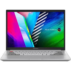 "Laptop ASUS Vivobook Pro 14X OLED N7400PC-KM128, Intel Core i5-11300H pana la 4.4GHz, 14"" WQXGA+, 16GB, SSD 512GB, NVIDIAGeForceRTX3050 4GB, argintiu"