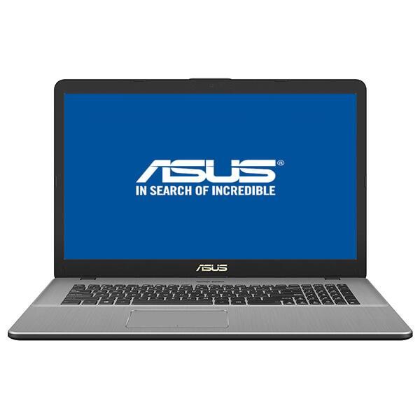 "Laptop ASUS VivoBook Pro N705UD-GC171, 17.3"" Full HD, Intel Core i5-8250U pana la 3.4GHz, 8GB, HDD 1TB + SSD 128GB, NVIDIA GeForce GTX 1050 4GB, Free Dos"