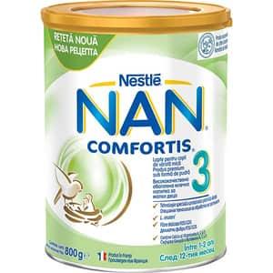 Lapte praf NESTLE NAN Comfortis 3 12418710, 1 - 2 ani, 800g