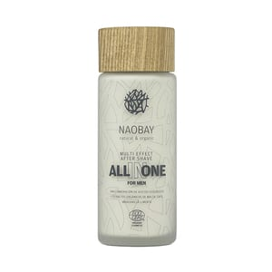 After Shave cu ulei de argan NAOBAY All in One, 100ml