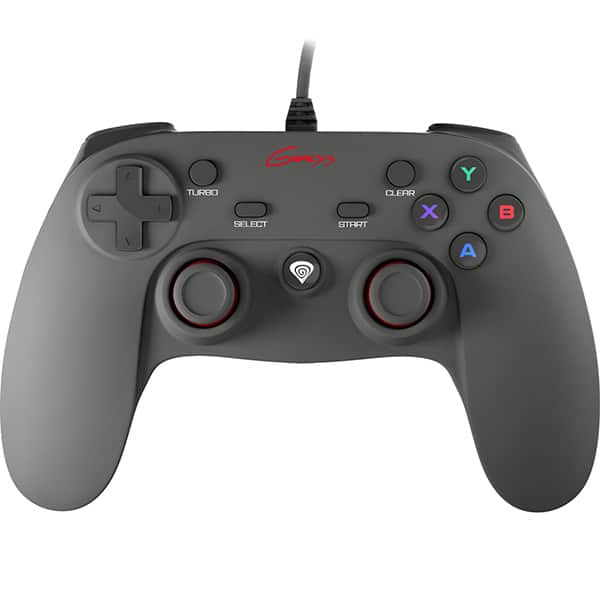Gamepad NATEC Genesis P65 (PC/PS3), negru