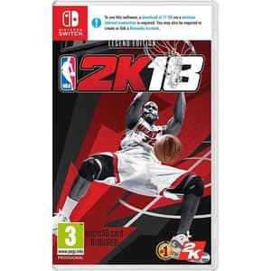 NBA 2K18 Legend Edition - Nintendo Switch