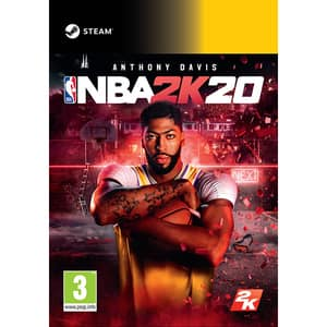 NBA 2K20 PC (licenta electronica Steam)